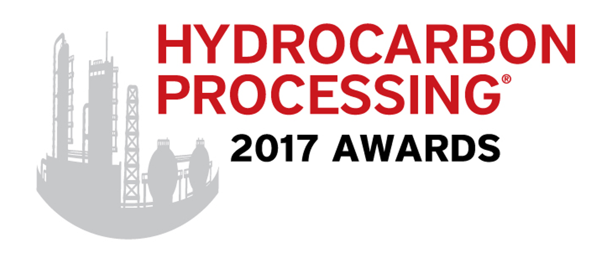 2017 Hydrocarbon Processing Awards