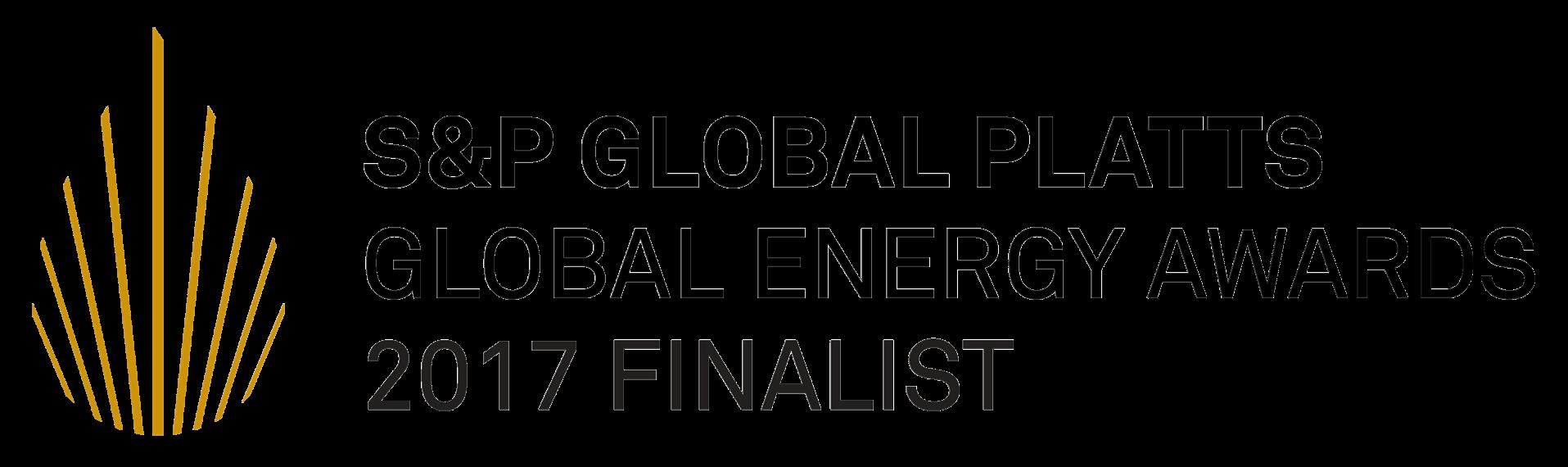 2017 S&P Global Platts Energy Awards